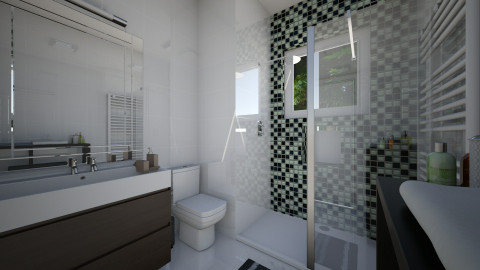 Bathroom Contemporary - Bathroom - by Gi Pires P