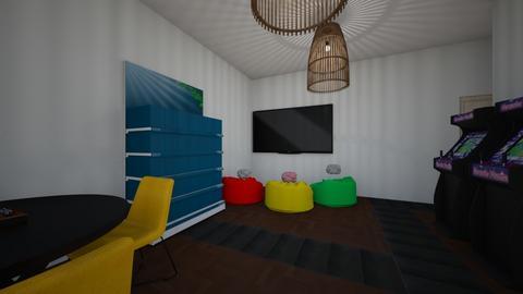 desighn room - by Jordanthebosskill