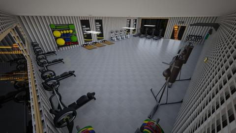 Gym - Modern - Office - by Stavroula Chatzina