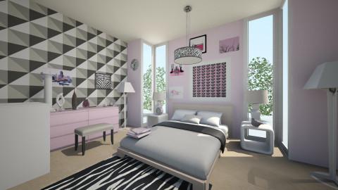 1 - Bedroom - by samar7945
