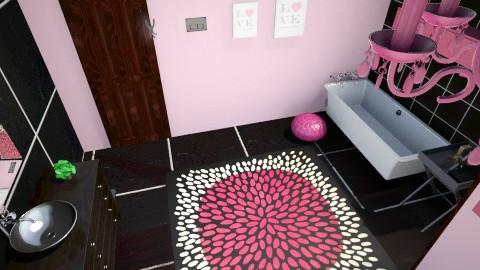 roo mofashdesi gner34 - Bedroom - by La Pachamama Paz