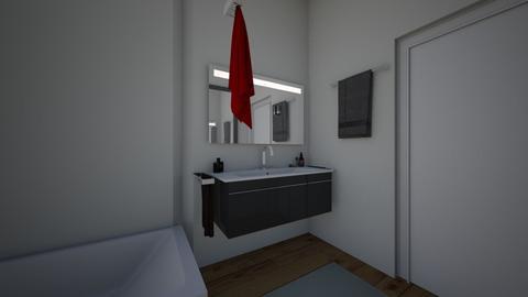 Bathrooms re do - Bathroom - by mariewayne