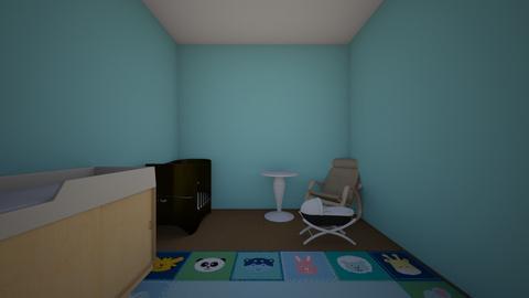 baby room - Kids room - by ItzZuZu