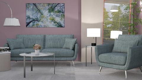 M_Maple Spring - Modern - Living room - by milyca8