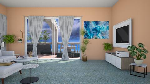 IP Terrazzo - Living room - by Jade Autumn
