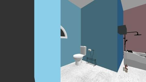 bathroom - Bedroom - by eliskovalova