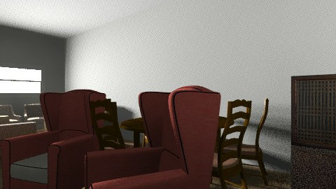 27 - Rustic - Living room - by ranya_ahmed