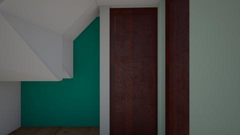 Zolder - Bedroom - by elect7