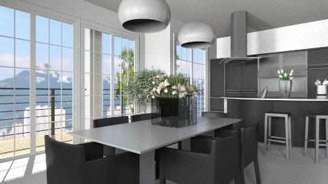 Kitchen003 - Modern - Kitchen - by Ivana J