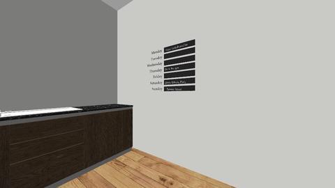 kitchen 1 - Modern - Kitchen - by MiaPellegrino225