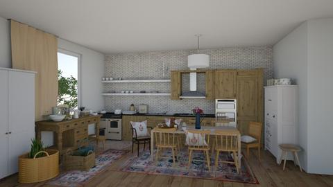 IP Artisan Kitchen - Kitchen - by lkem12345