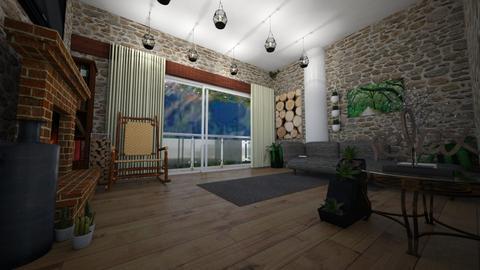 living room4 - Living room - by DanielFelipe22