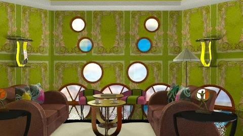 Deco-rate - Retro - Living room - by mrschicken
