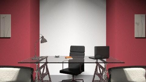 home office mslmks1 - Minimal - Office - by mslmkus