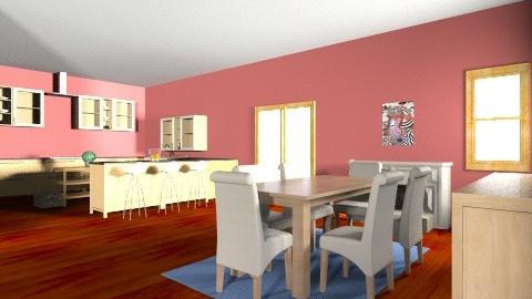 Dining room - Dining room - by Aliahamr