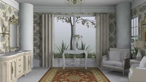 Salle de Bain - Classic - Bathroom - by M_Lane