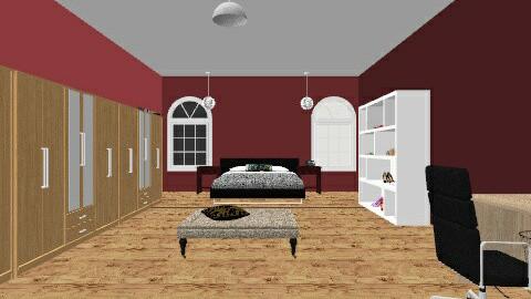 bedroom - Bedroom - by Maddi2002
