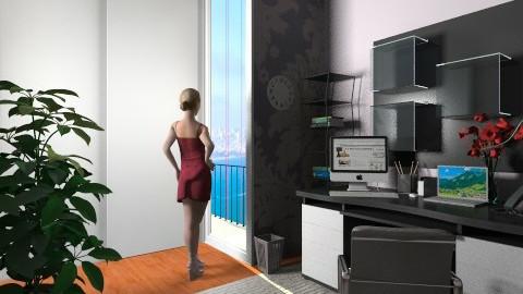 Lana office - Glamour - Office - by anjuska9