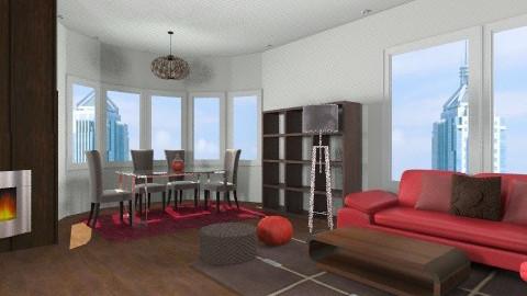 l - Living room - by Aliya Al