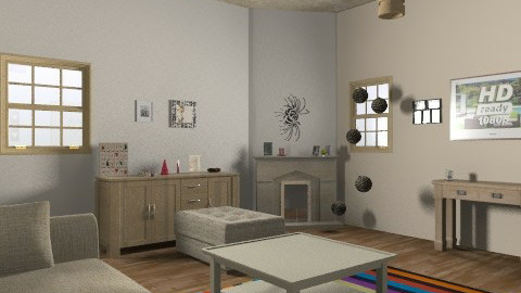 encsi's favourite room is this :) - Modern - Living room - by enikovas