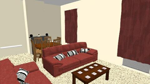 Home Lounge - by amyspringett