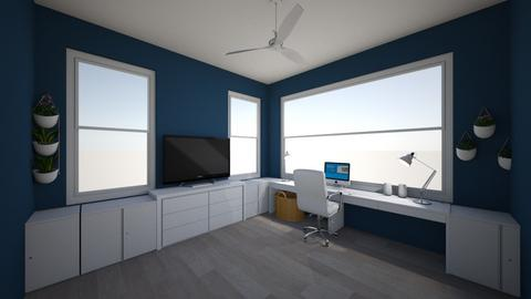 Nautical office - Office - by graceclara