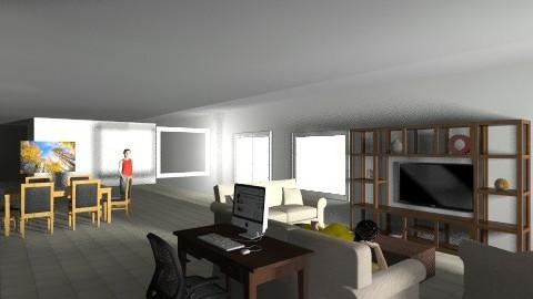 New House - by lbarriosch