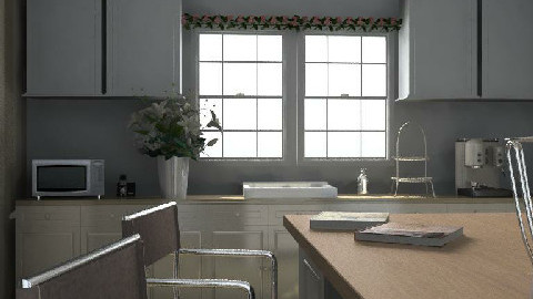 Love - Minimal - Kitchen - by deleted_1519128424_HeatherInWonderl