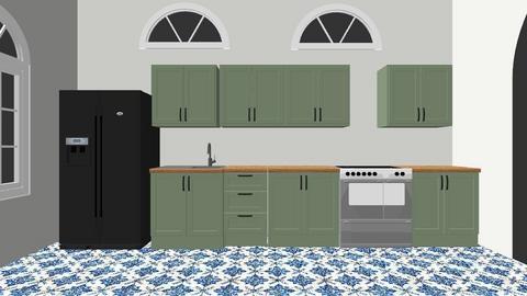 mary beths kitchen 1 - Kitchen - by mcollins6