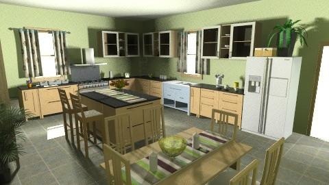 kitchen - Kitchen - by Katie Gangloff