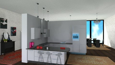 mmm - Kitchen - by gil_7