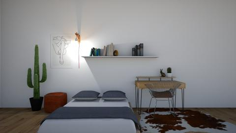 BEDROOM - by kbaj