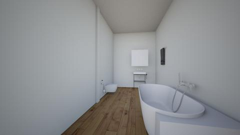my house - Bathroom - by son of jesus