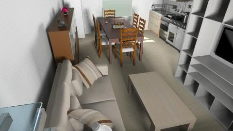 bih - Living room - by KlaudijaPapinutti