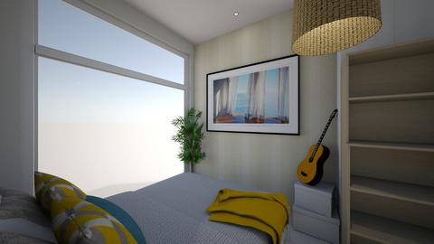 Brothers bedroom - Classic - Bedroom - by Vivianhsuan