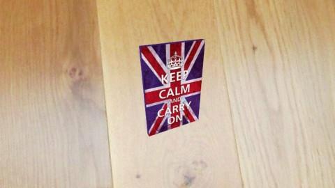 Keep Calm - by Floor Sanding Co