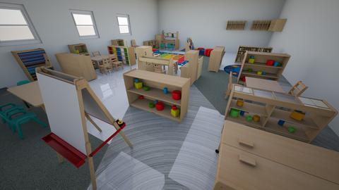 Preschool Classroom - by ZPQKSEJRAYCVXNPPHAXSNBGUHYAETAD