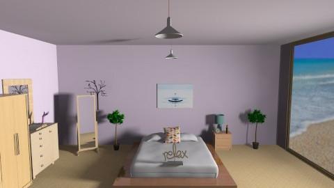 Paradise - Minimal - Bedroom - by seasideview