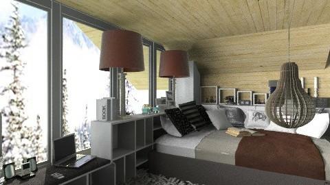 nest - Rustic - Bedroom - by Eleni Irini