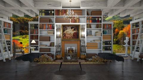 Bookworms - by LaModeCeleste