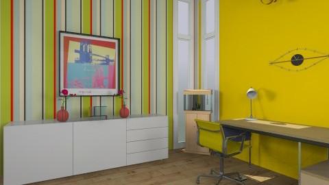 Retro Office - Retro - Office - by JazzyAllen