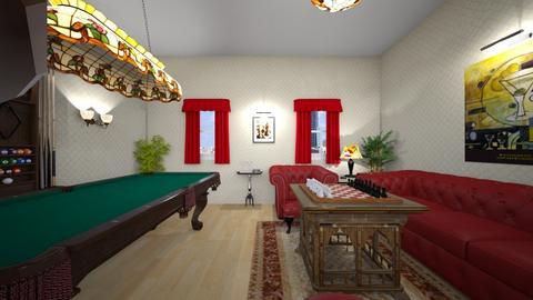 Billiards Parlor - Classic - by almecor2311