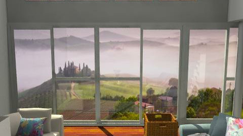 Country - Country - Living room - by hunny