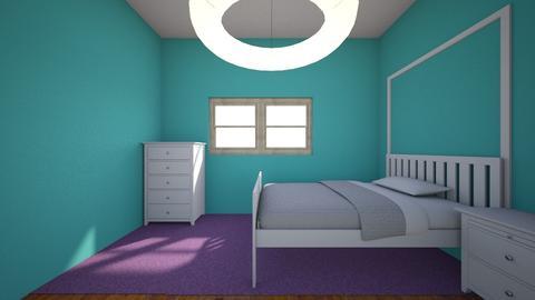 My Room - Kids room - by bluebunny13