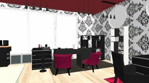 Fashion office - Glamour - Office - by sweetperidot