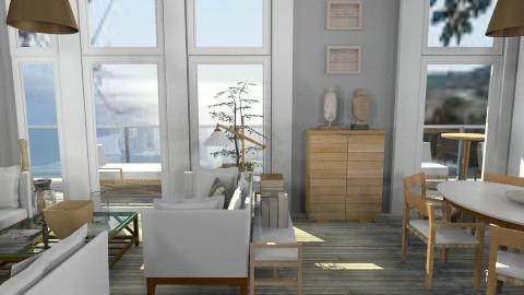 LOFOS33 - Modern - Living room - by naki1