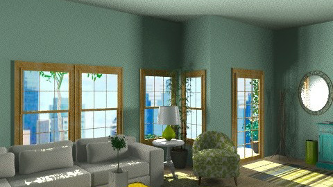 City Breezes - Living room - by Jojo63