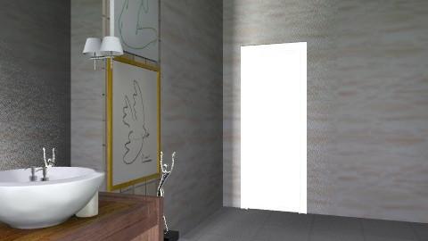 """L"" of lady - Glamour - Bathroom - by roberta72"