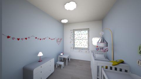 d1 - Kids room - by irinaburlyaeva