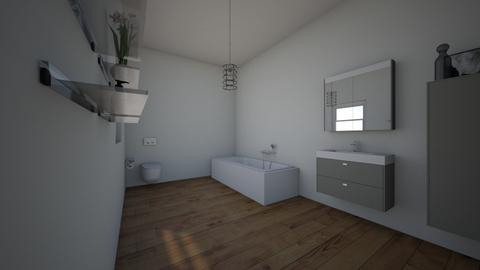 HOME - Bathroom - by andrijaaca
